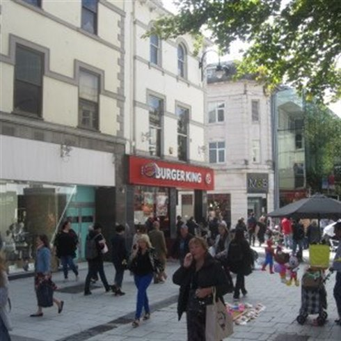 Queen Street, Cardiff retail investment purchase