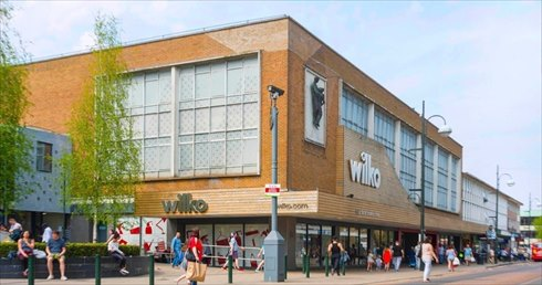 Chancerygate sells Crawley Retail Investment