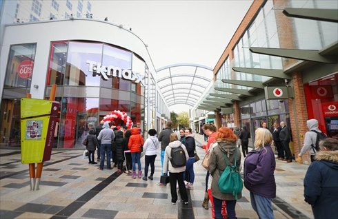 TK Maxx opens new store in The Lexicon, Bracknell