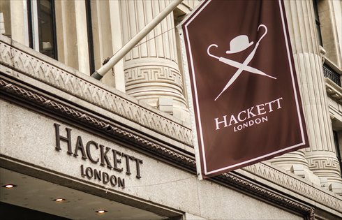 Hackett to open flagship store on Savile Row