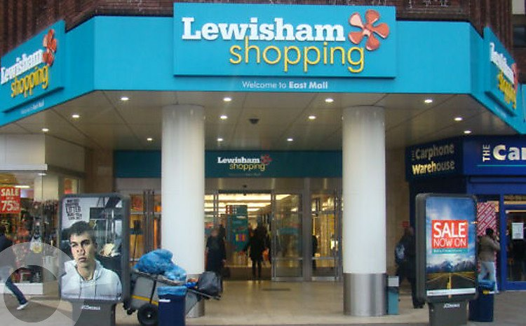 lewisham shopping centre lewisham klm retail. Black Bedroom Furniture Sets. Home Design Ideas