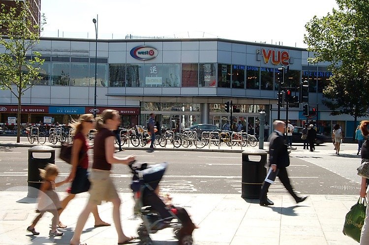 West 12 Shopping Centre, Shepherds Bush