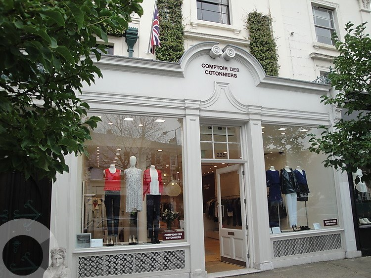235 Westbourne Grove, London